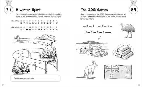 Go for Gold Sports Puzzle_INT_34